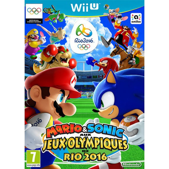 Jeux WII U NINTENDO Olympiques de Ri2 Wui