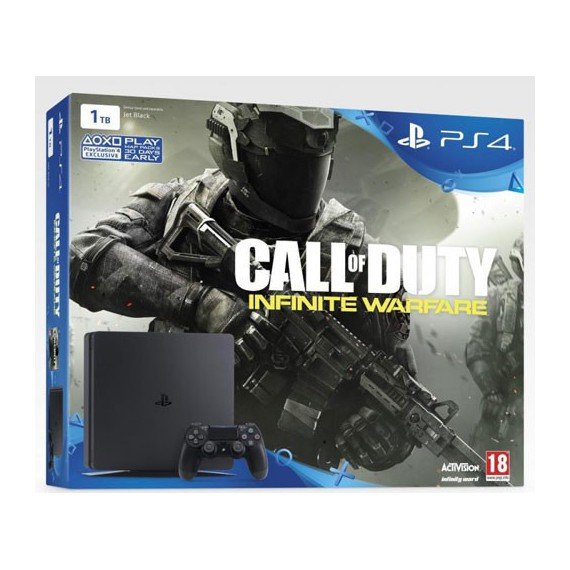 PS4 Sony Play station 4 pack call of duty
