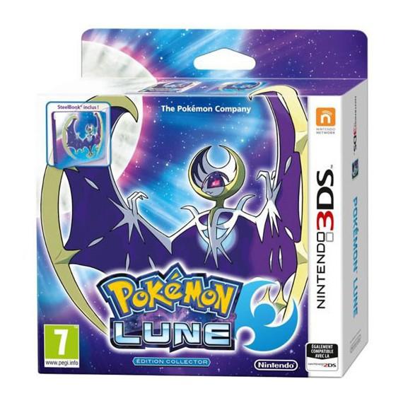 Jeux 3DS NINTENDO Pokemon Lune Fan Edition 3DS