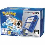 2DS NINTENDO Pack Pokemon Lune Console 2DS
