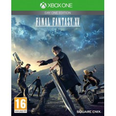 Jeux XBOX ONE MICROSOFT Final Fantasy XV edition Day One Xbox one
