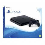 PS4 Sony PLAY STATION 4 CONSOLE SLIM NOIRE 500Go