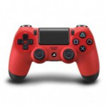 Play Station 4 Sony DualShock 4 rouge
