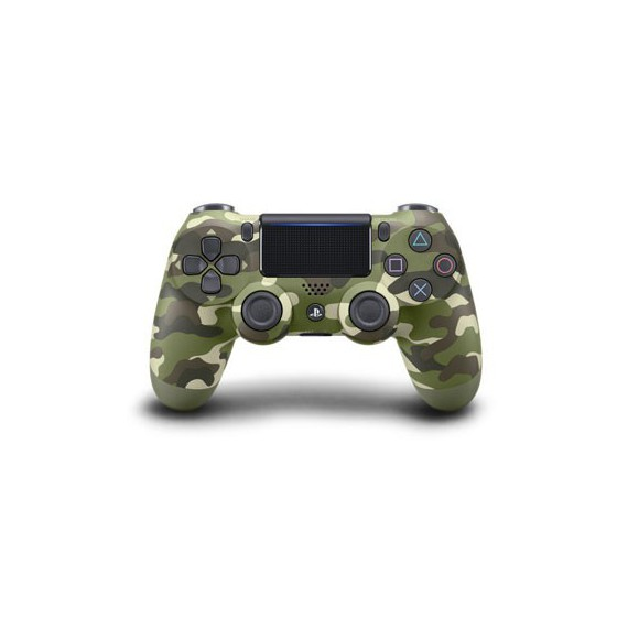 Play Station 4 Sony DualShock 4 Green Camouflage