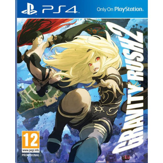 Jeux PS4 Sony Gravity Rush 2 PS4