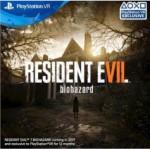 Jeux PS4 Sony Resident Evil VII Biohazard PS VR