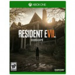 Jeux XBOX ONE MICROSOFT Resident Evil VII Biohazard