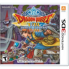 Jeux 3DS NINTENDO Dragon Quest 8