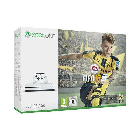 XBOX ONE MICROSOFT XBOX ONE Storm Grey Pack FIFA