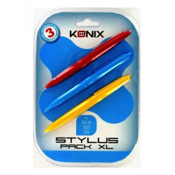 Controller et manette de jeux Konix Stylets Mega 3ds 2ds