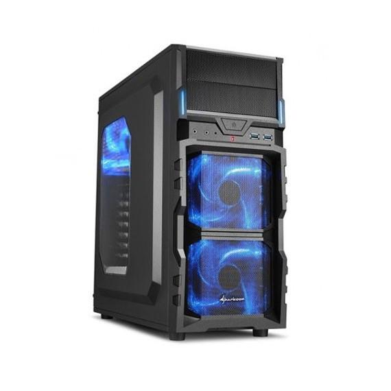 Boitiers Sharkoon Boitier VG5 W BLUE