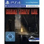 Jeux PS4 Sony Here They Lie