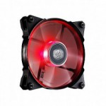 Refroidisseurs Cooler Master Ventilateur JETFLO 120 ROUGE