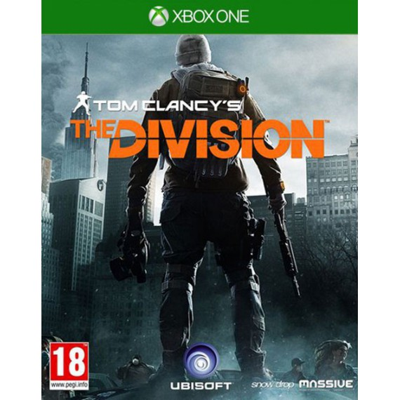 Jeux XBOX ONE MICROSOFT THE DIVISION XBOX ONE