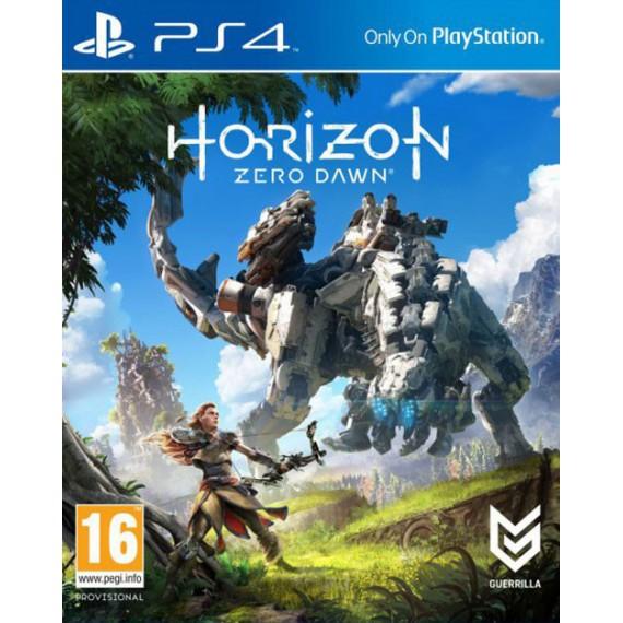 Jeux PS4 Sony Horizon Zero Dawn PS4