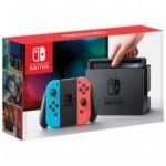 NINTENDO NINTENDO Console Nintendo Switch paire Joy Con rouge bleu