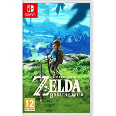 Jeux Nintendo Switch NINTENDO The Legend Zelda