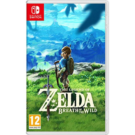Jeux Nintendo Switch NINTENDO The Legend Zelda