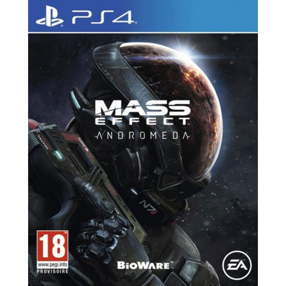 Jeux PS4 Sony MASS EFFECT ANDROMEDA PS4