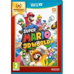 Jeux WII U NINTENDO Super Mario 3D World WII