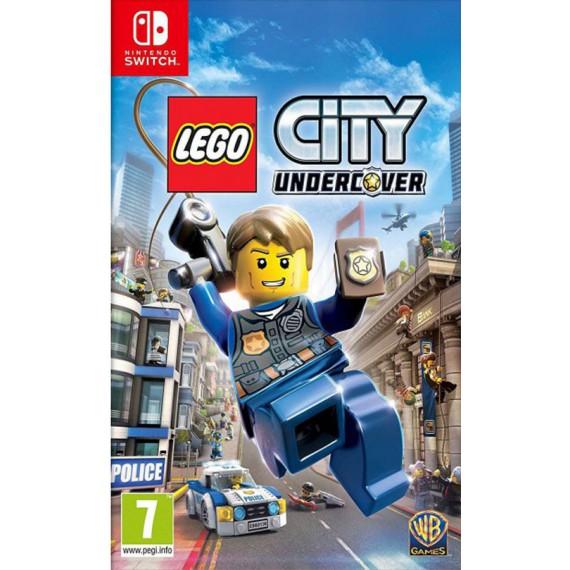 Jeux Nintendo Switch NINTENDO LEGO CITY UNDERCOVER SWITCH