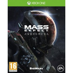 Jeux XBOX ONE MICROSOFT MASS EFFECT ANDROMEDA XBOX ONE