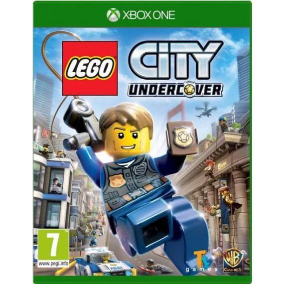 Jeux XBOX ONE MICROSOFT LEGO CITY UNDERCOVER XBOX ONE