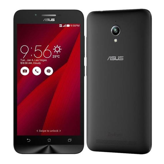 Smartphones Asus ZenFone-Go Go BLACK