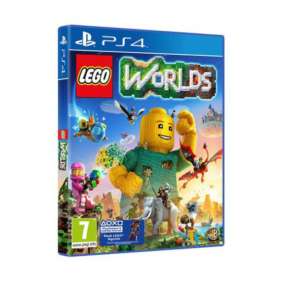 Jeux PS4 Sony LEGO WORDS PS4