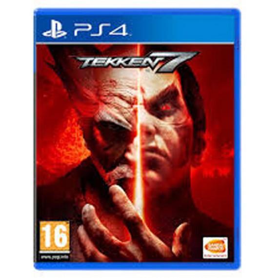 Jeux PS4 Sony TEKKEN 7 PS4