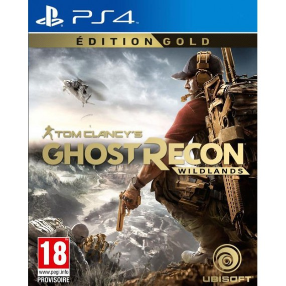 Jeux PS4 Sony GHOST RECON WILDLANDS PS4