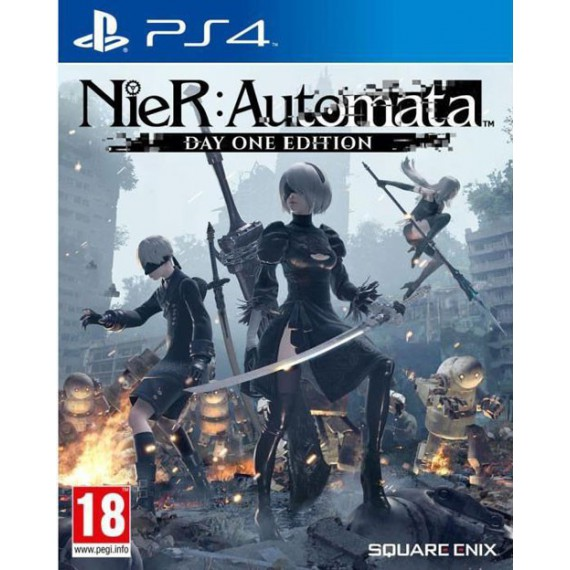 Jeux PS4 Sony NIER AUTOMATA PS4