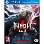 Jeux PS4 Sony NIOH PS4