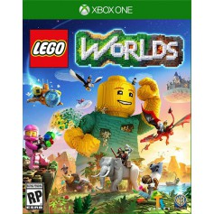 Jeux XBOX ONE MICROSOFT LEGO WORDS