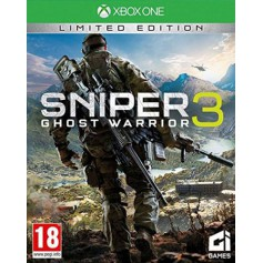Jeux XBOX ONE MICROSOFT SNIPER GHOST WARRIOR