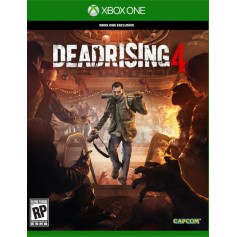 Jeux XBOX ONE MICROSOFT DEAD RISING 4
