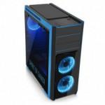 Boitiers Spirit of gamer Blue Fan LED ROGUEIII B