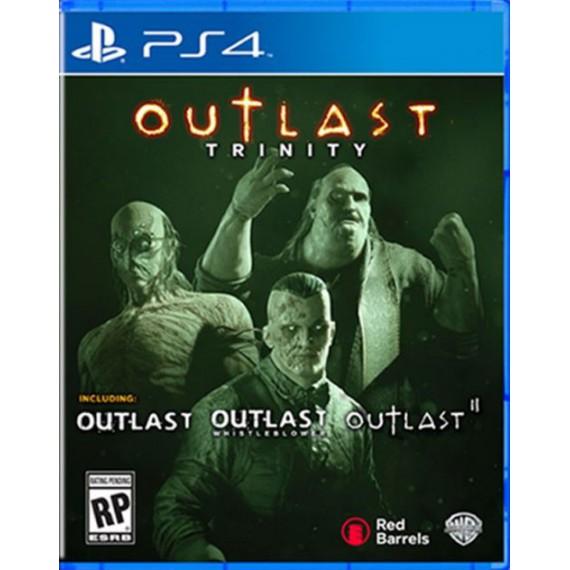 Jeux PS4 Sony OUTLAST TRINITY PS4