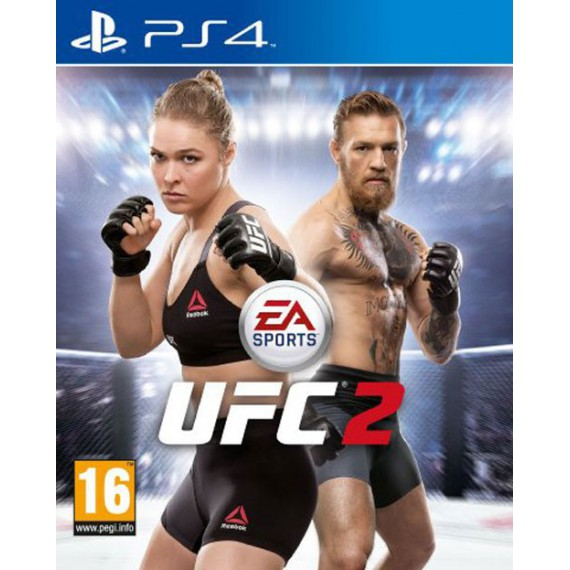 Jeux PS4 Sony EA Sports UFC 2