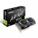Cartes graphiques MSI GTX1070 ARMOR 8G OC