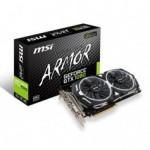 Cartes graphiques MSI GTX1080 ARMOR 8G OC