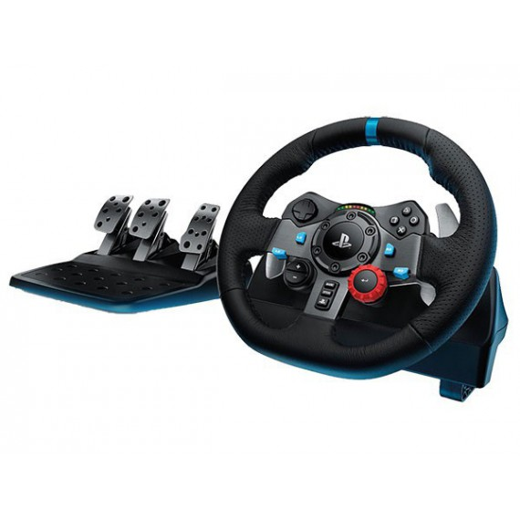 Controller et manette de jeux Logitech VOLANT DE COURSE POUR PS3 ET PS4 G29