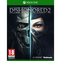 Jeux XBOX ONE MICROSOFT Dishonored 2
