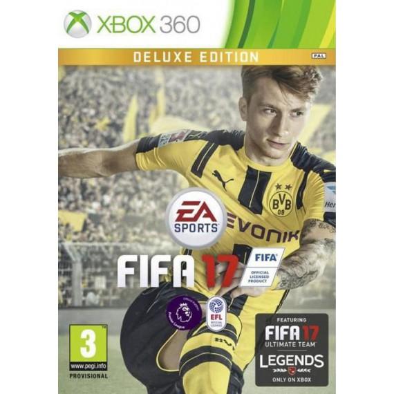 Jeux XBOX 360 MICROSOFT FIFA 17 DE LUXE xbox 360