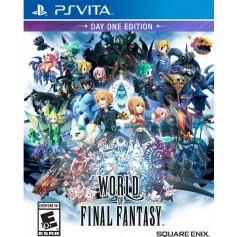 Jeux PS4 Sony PS VITA World of Final Fantasy