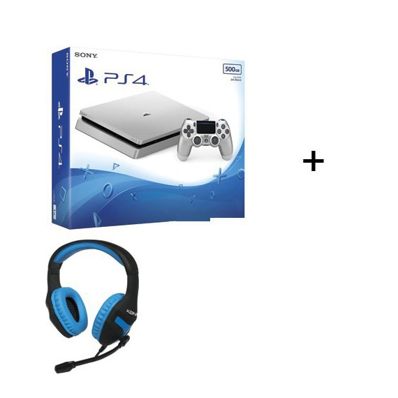 PS4 Sony CONSOLE PS4 silver