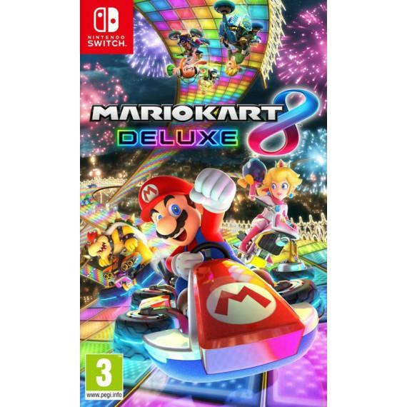 Jeux Nintendo Switch NINTENDO MARIO KART8 DELUXE SWITCH