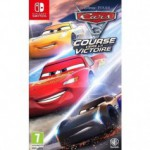 Jeux Nintendo Switch NINTENDO JEUX SWITCH CARS3