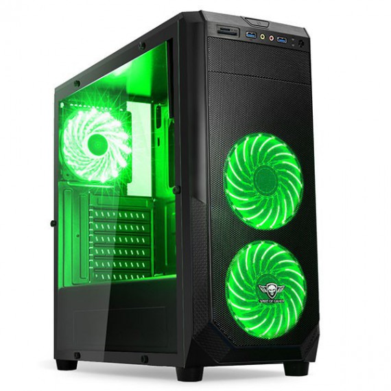 Pc de Bureau PC Monte PC GAMING ALPHA ALPHA CHALLENGER OPTIMAL EDITION