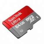 Flash Disque & Carte SD SanDisk SDSQUNB 064G GN3MA